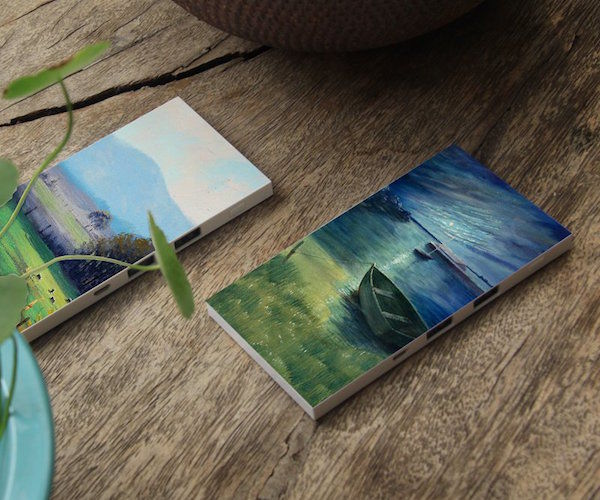 Artistic Smartphone Chargers