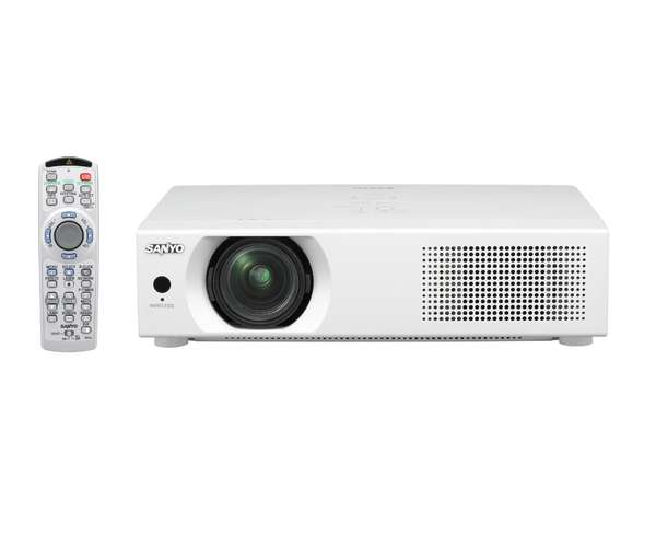 Powerful Portable Projectors