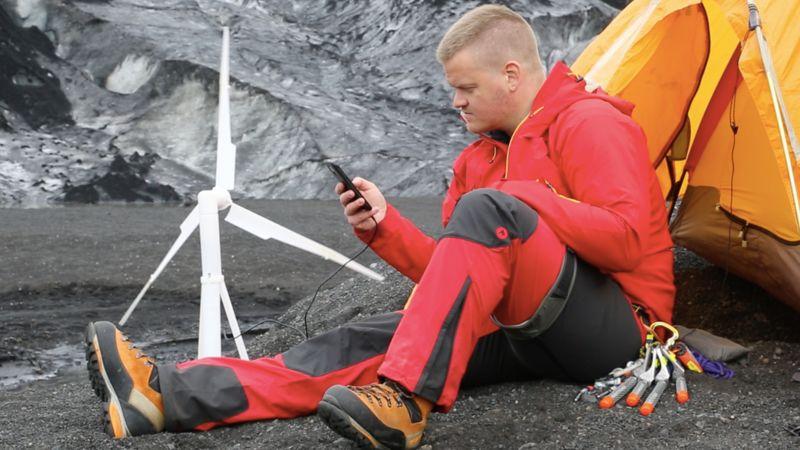 Portable Wind Turbines