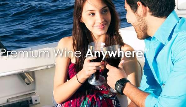 Lidded Vino Goblets