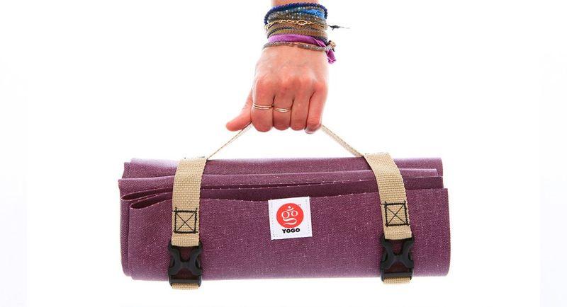 Travel-Ready Yoga Mats
