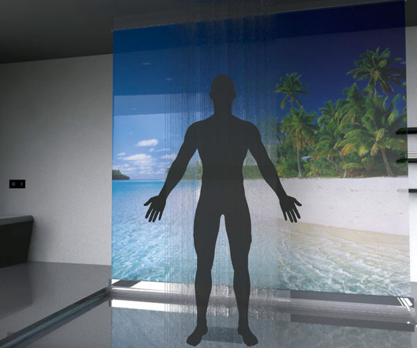 Virtual Reality Showers
