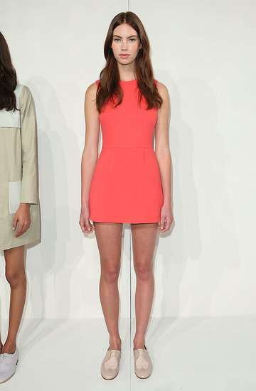 Cute Coral Minidresses