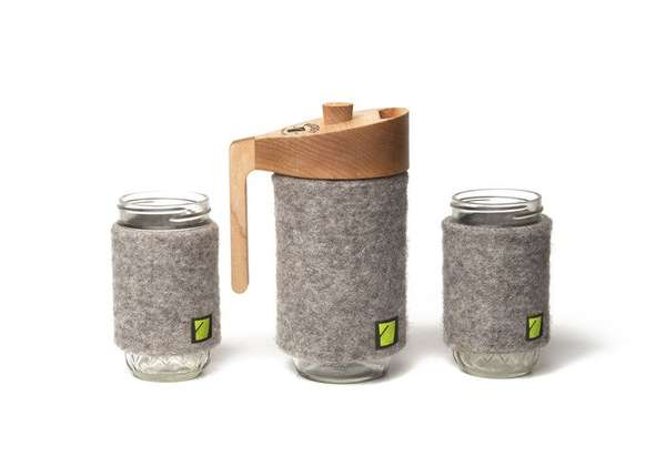 Mason Jar Coffee Equipment