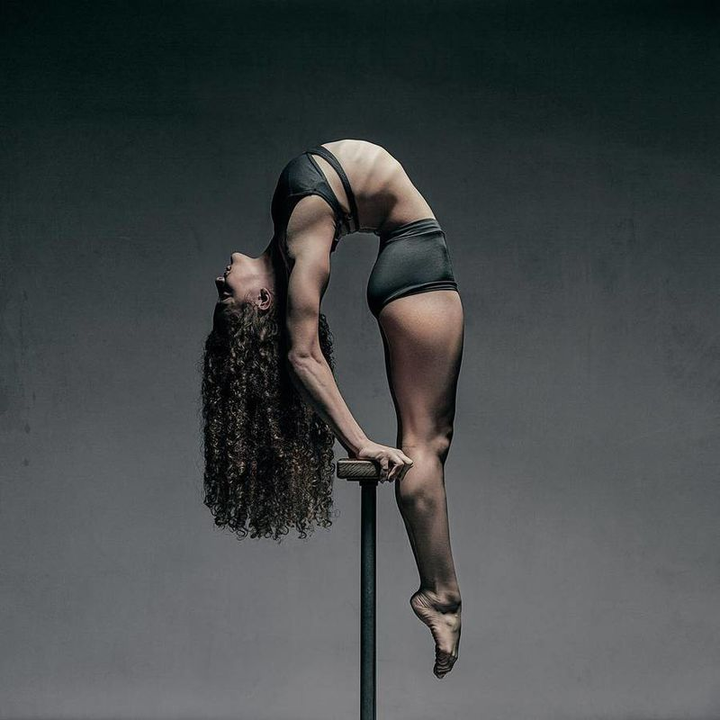 Artistic Acrobatic Portraits
