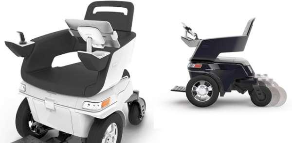 High-Speed Motorized Wheelchairs
