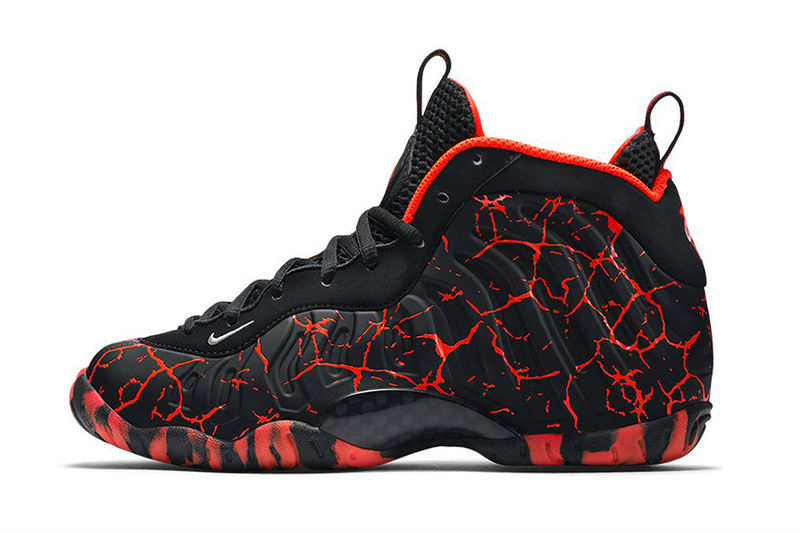 Illuminating Basketball Shoes : posite one