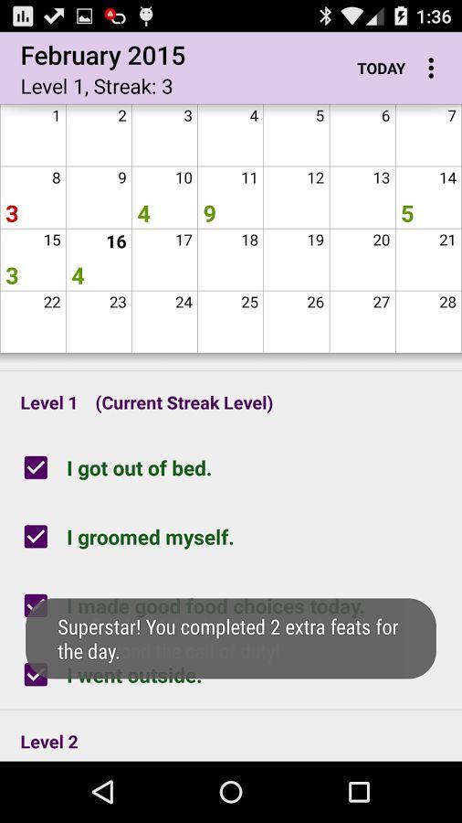 Positive Productivity Lifestyle Apps