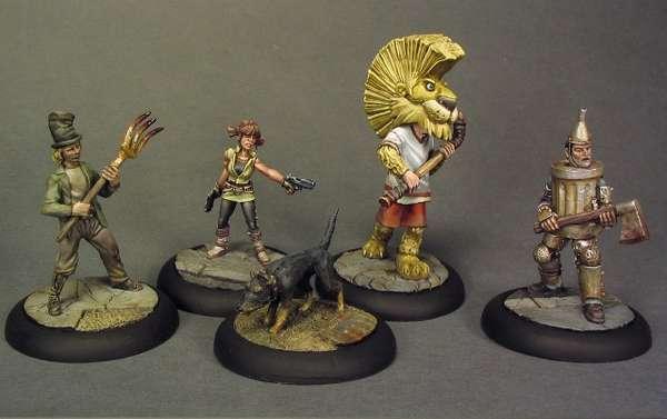 Armageddon Fairytale Figurines