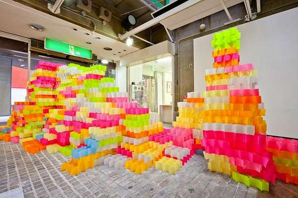 Post-It Structures