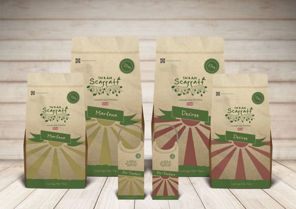 Artisanal Potato Packages