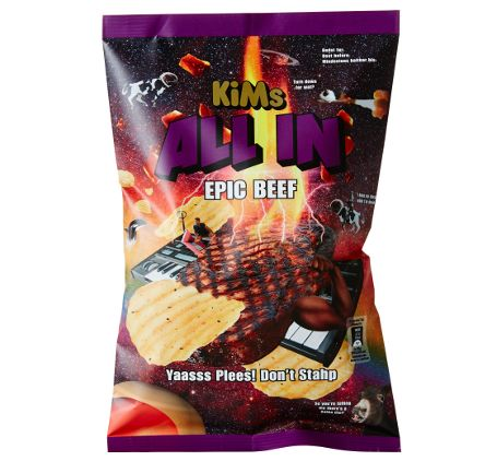 Beef-Flavored Chips