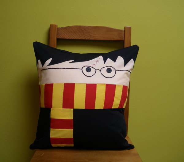Wicked Wizard Pillows