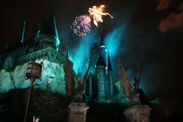 Potter s Wizarding World