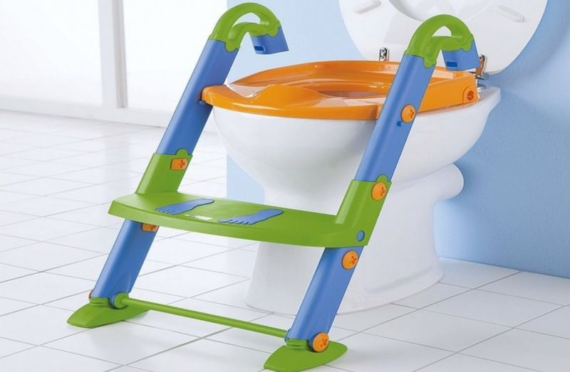Child Toilet Training Attachments