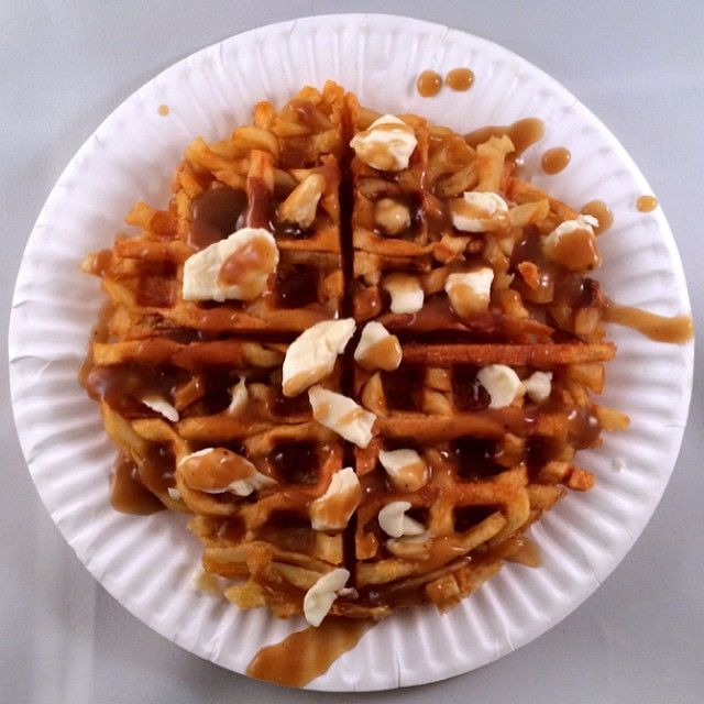 Poutine Waffle Recipes