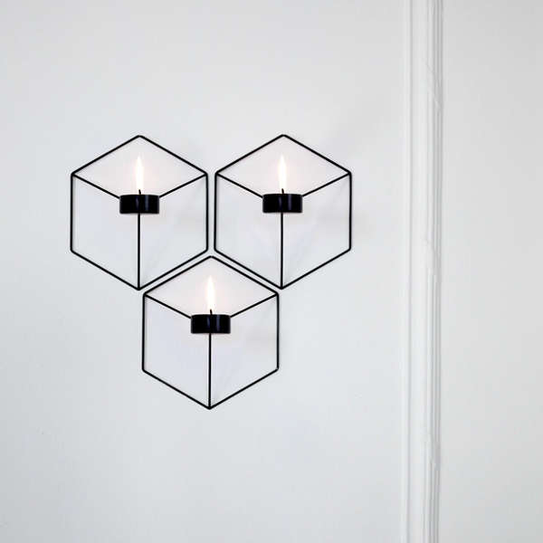 Optical Illusion Wall Decor