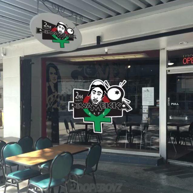 Rapper-Themed Pop-Up Restaurants