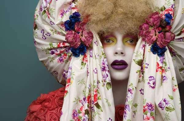 Couture Porcelain Dolls