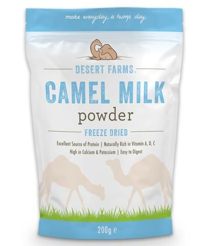 Alternative Powdered Milks
