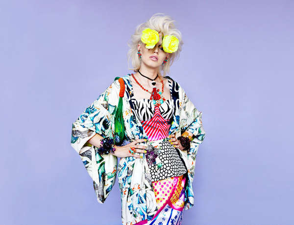 Color Overdose Editorials