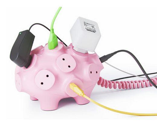 Piggy Power Bars