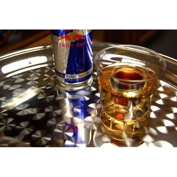 Double Shot Glasses
