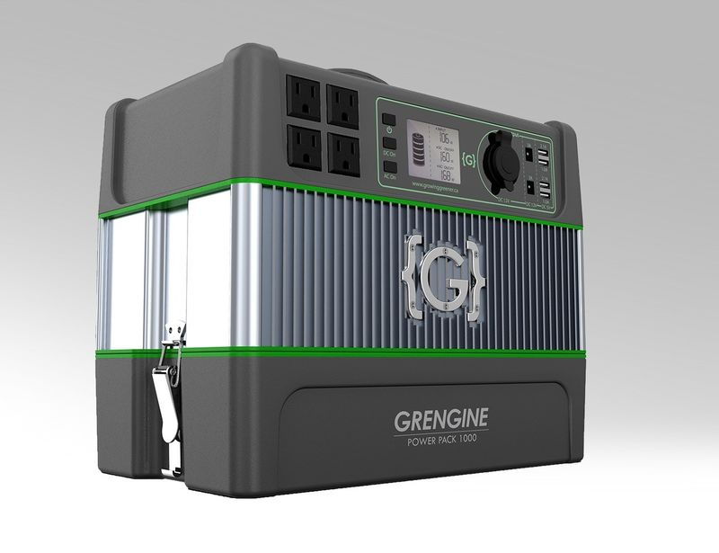 Eco-Friendly Power Generators
