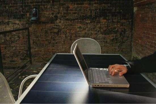 Solar Tables