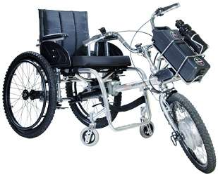 Power Trike Wheelchairs