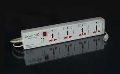 'Power USB' Power Strip