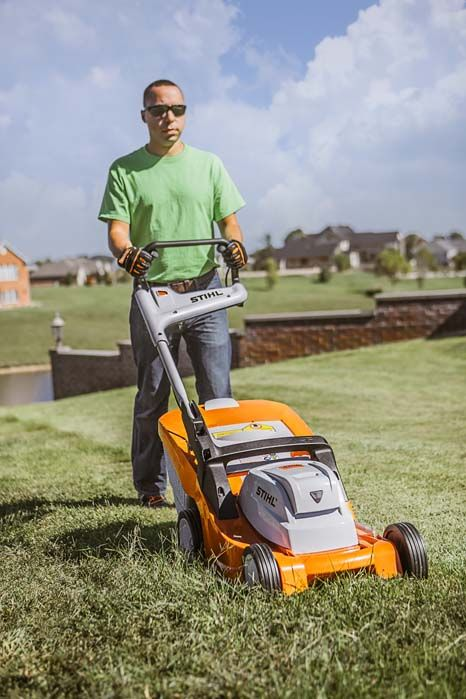 Commercial-Grade Wireless Mowers