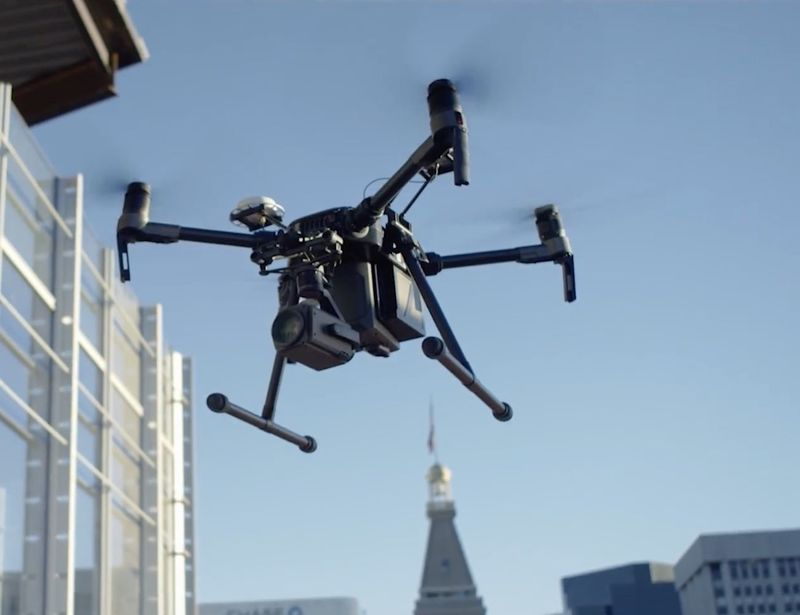 Durable Extreme Weather Drones
