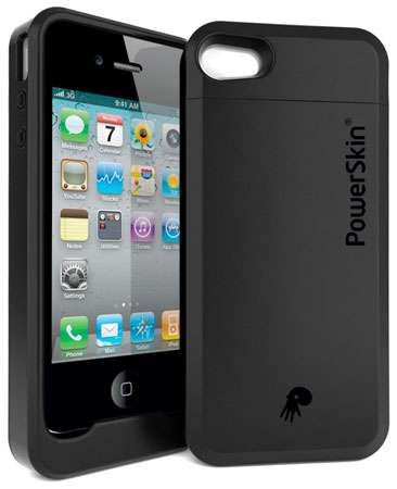 PowerSkin iPhone 4 Case