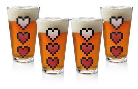 8-Bit Transformative Glasses
