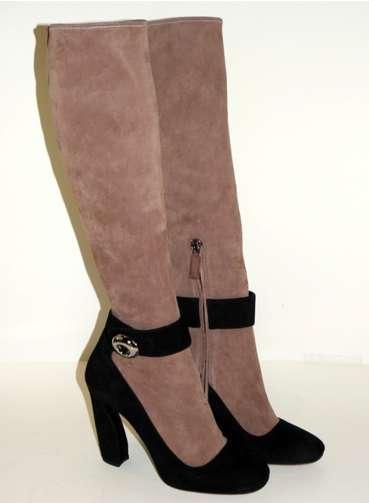 Flesh-Colored Footwear