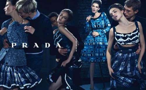 Prada Fall 2010 Ads