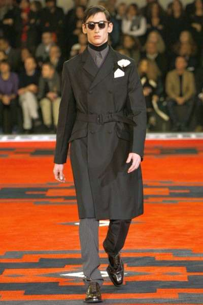 Prada Fall/Winter 2012 Menswear
