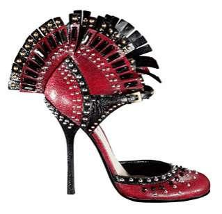 Mohawk Heels