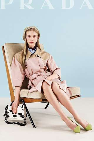Prada Resort 2012