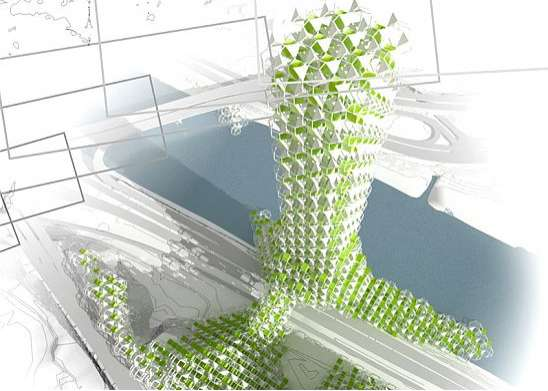 Prague Vertical Farm