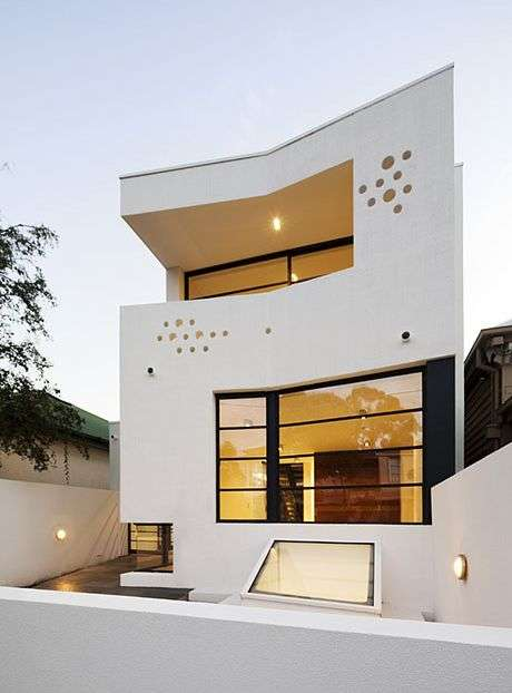 Z-Shaped Homes