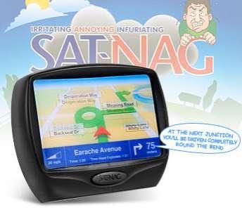 Prank GPS Navigation