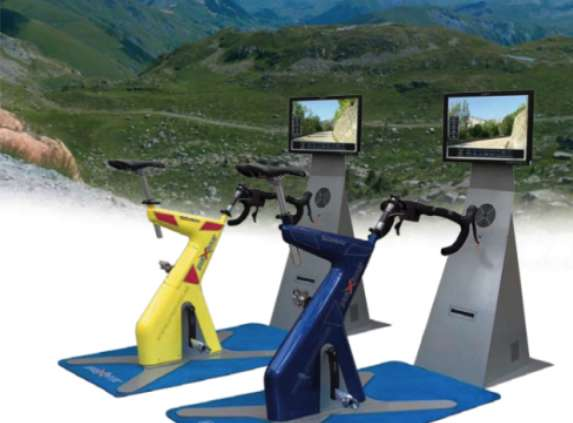 Clever Cycling Simulators