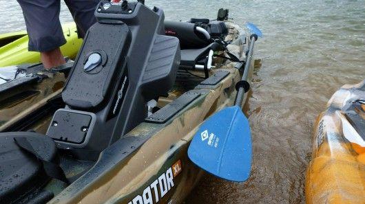 Modular Electric Kayaks