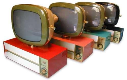 1950s Style TVs