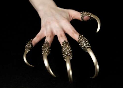 Frightful Predator Rings