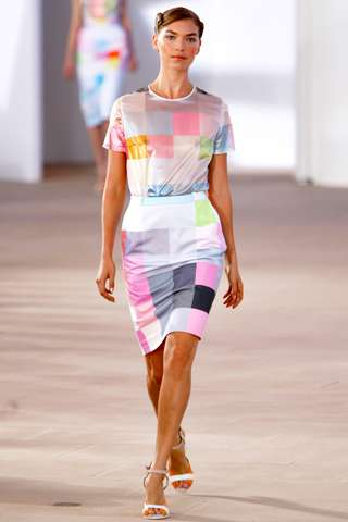 Pretty Pastel Printed Pieces