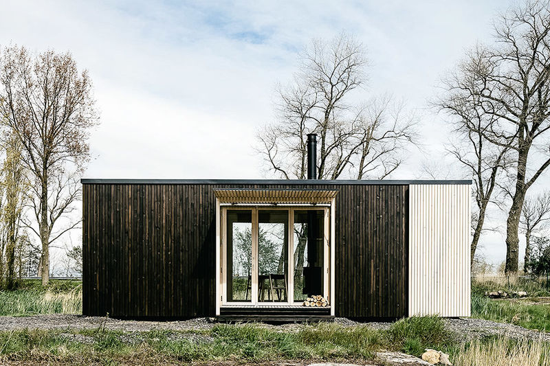 Sustainable Prefab Cabins