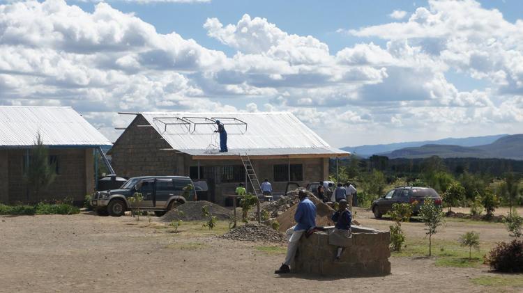 Prefabricated Solar Classrooms